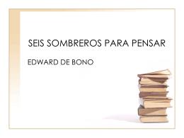 SEIS SOMBREROS PARA PENSAR - matematicas10-11