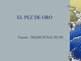 EL PEZ DE ORO - WordPress.com