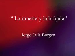 Borges_ La muerte y la brujula