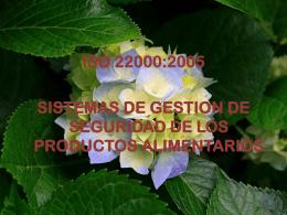 ISO_22000 - MAT1TRAZABILIDAD