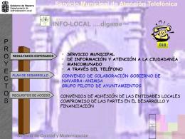 servicio municipal de información y atención a la ciudadanía