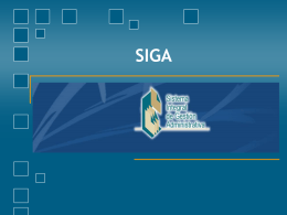 Presentación Concepto SIGA