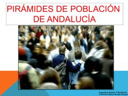 Andalucia piramides depoblación - Historia