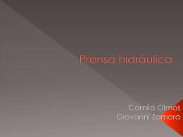 Prensa hidráulica - guiasdeapoyo.net