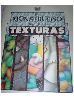 El libro Monstruoso de las texturas