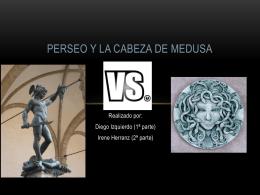 Perseo y la cabeza de Medusa - Lengua catellana y Literatura 2º