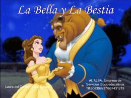 La Bella y la Bestia - Bienvenidos al Aula Matinal