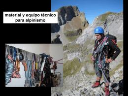 para nieve - Club Montaña Pirineos
