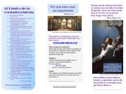 Flyer-Spanish
