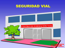 INSTITUTO MAPFRE DE SEGURIDAD VIAL
