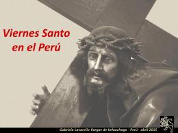 VIERNES SANTO EN EL PERU - Holismo Planetario en la Web
