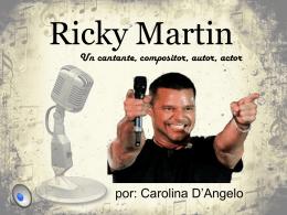 Ricky Martin - Kenston Local Schools