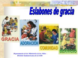 Los niños y la gracia