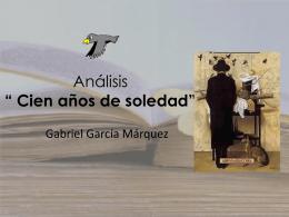 """Análisis """" Cien años de soledad"""" - Blog de la Lengua y la Literatura"""