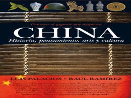 China, historia, pensamiento, arte y cultura