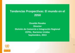presentacion china - Comisión Económica para América Latina y el