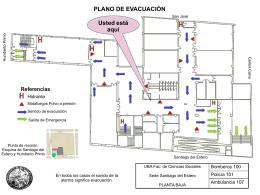planos de ubicación - Facultad de Ciencias Sociales