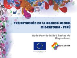 Diapositiva 1 - Observatorio de Migraciones