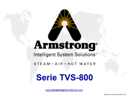 TVS-800 - Armstrong International