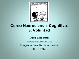 8. Voluntad - José Luis Díaz