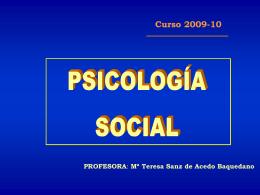 CONDUCTA DE AYUDA, CONDUCTA PROSOCIAL Y ALTRUISMO