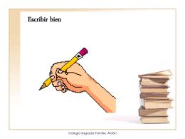 Forma correcta de coger el lápiz