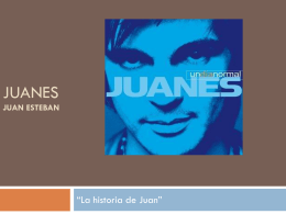 Juanes Juan esteban - Culture Connection Wiki