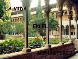 El monasterio – Rocío Ruiz y Yolanda Vidal