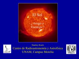 Sobre Tormentas Solares