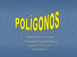 Polígonos - matematicas divertidas