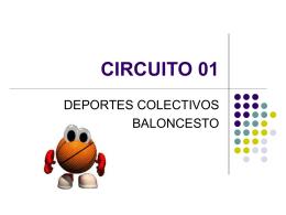 circuito 01 basket