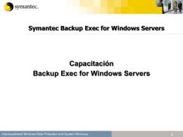 Symantec_BackupExec_Capacitacion