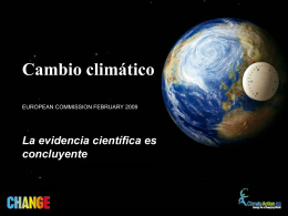 Cambio climático - European Commission