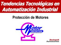 PROTECCION DE MOTORES