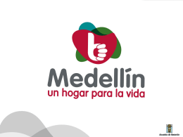 Diapositiva 1 - Empresas Varias de Medellín ESP