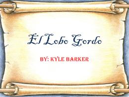 El Lobo Gordo - El Mundo de Birch