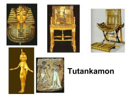 Tutankamon - Horarios de los centros asociados de la uned