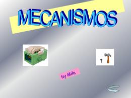 MECANISMOS