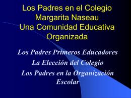 MEDIACION ENTRE PARES - Escuela Margarita Naseau