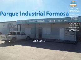 Parque Industrial Ciudad de Formosa