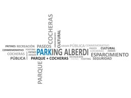 Parque Alberdi - CAM Construcciones