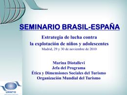 Comité Mundial de Ética del Turismo