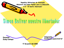bolivar5 - WordPress.com