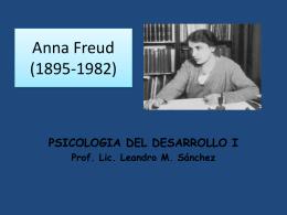 Anna Freud (1895