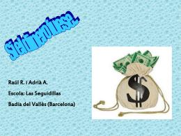 Si el dinero fuese un animal sería una ballena