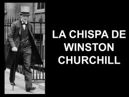 La chispa de Winston Churchil