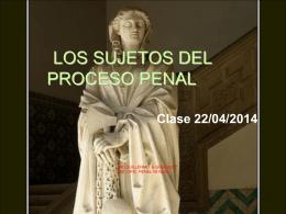 Curso Básico I Penal (Año 2014).