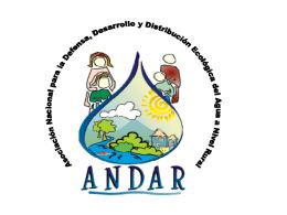 El nacimiento de ANDAR. - Alianza por la Solidaridad