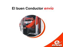 El Buen Conductor envia