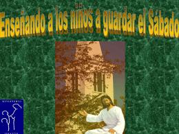 El Sábado, un dia especial - Iglesia Adventista del Séptimo Día